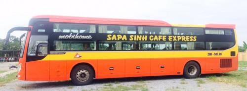 Xe Hà Nội - Sapa